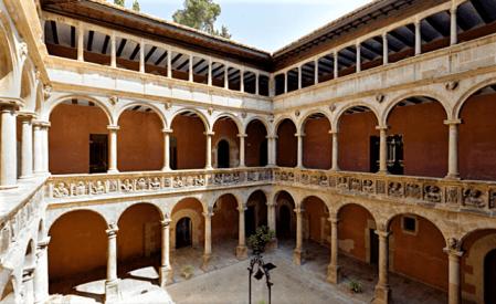 viajando por un sueño Reales Colegios de Tortosa