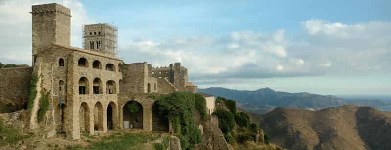 viajando por un sueño Sant Pere de Rodes