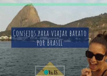 Portada Consejos para viajar barato por Brasil