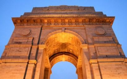 Visita al India Gate