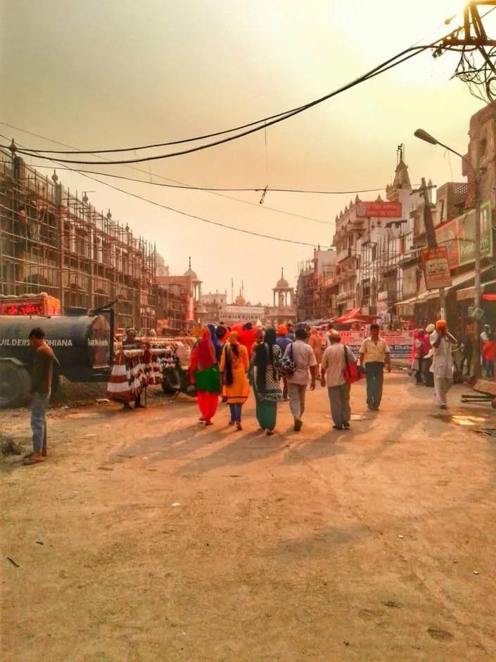 Amritsar: Ciudad de sables, turbantes y un templo de oro