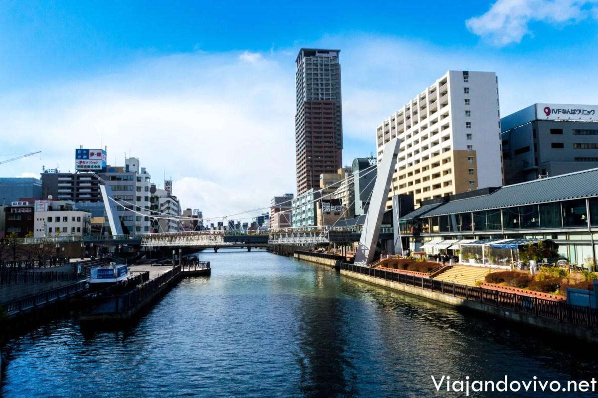 9 barrios diferentes para conocer en Osaka