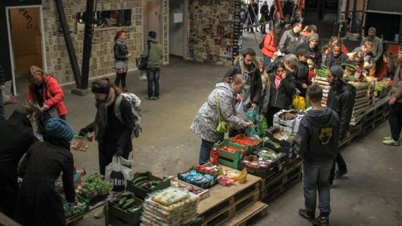 Evento de Foodsharing Copenhague