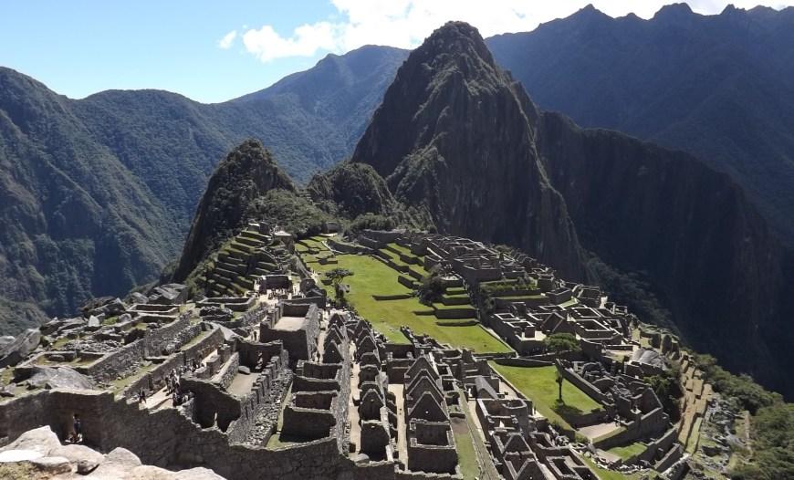 Machu Picchu - Peru. Foto: Ivane Fávero