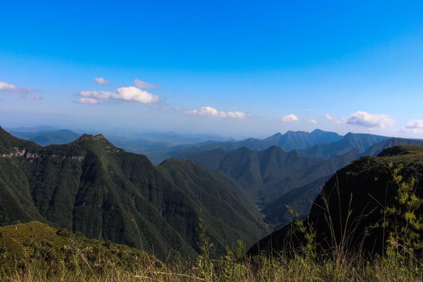 Pico do Monte Negro - São José dos Ausentes - RS - Brasil Foto: Ivane Fávero