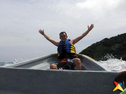 Camino a Cabo Tiburón