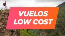 vuelos low cost por europa