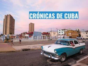 Crónicas de Cuba, viaje y buceo
