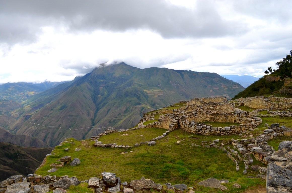 FORTALEZA KUELAP PERU