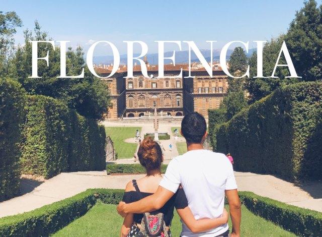 jardines de boboli en Florencia iTALIA