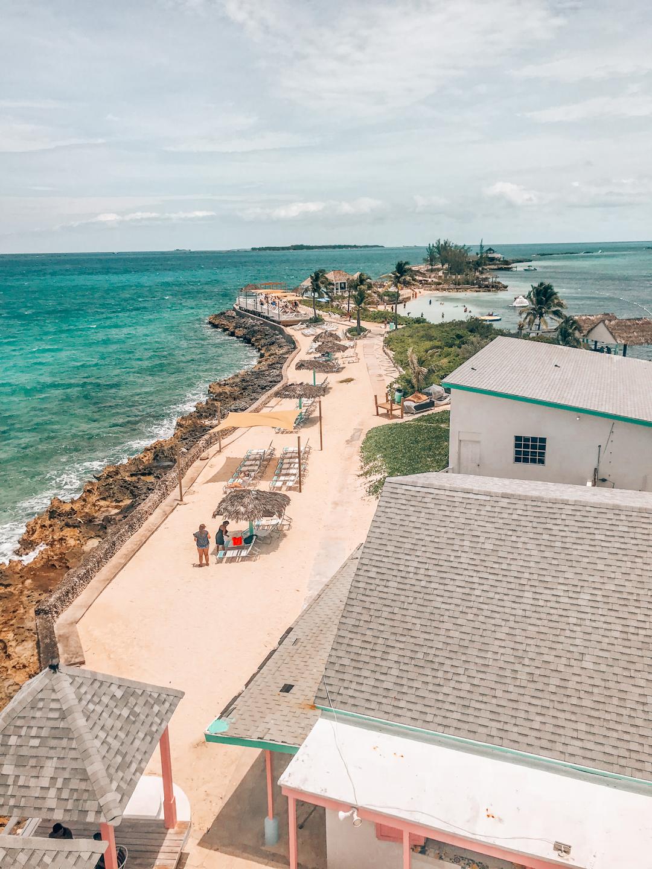 Isla Pearl Island Bahamas nassau