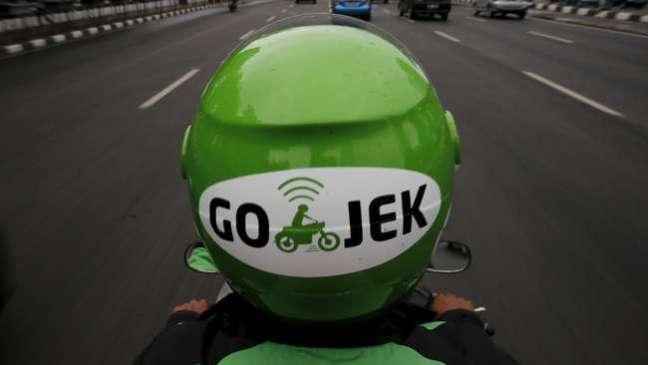 Transportes en Bali - Taxi moto