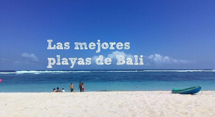 Las mejores playas de Bali
