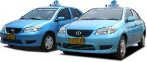 Transportes en Bali - Taxi