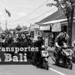 Qué Transportes hay en Bali ?