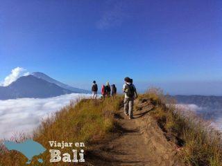 excursiones volcan Batur Bali
