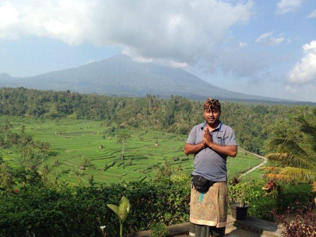 guia conductor tour Bali