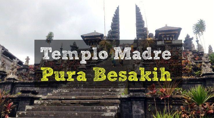 Templo madre Bali