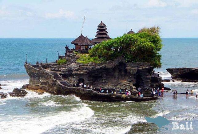 templo tanah lot Bali