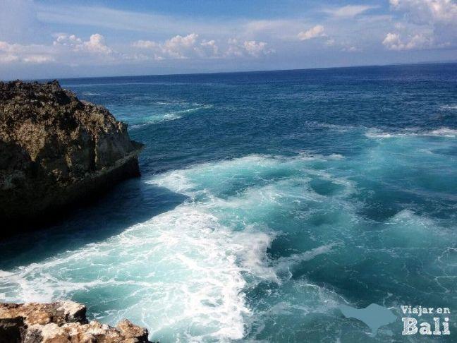 la playa de nusa dua - waterBlow  1- Bali