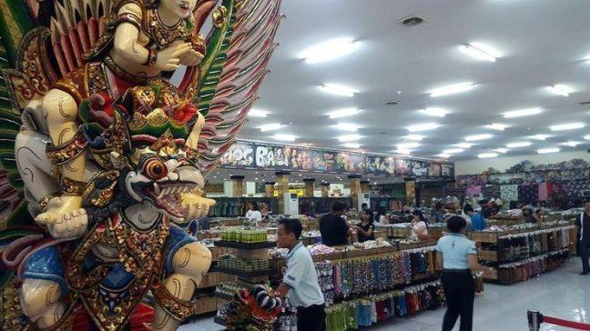 Compras recuerdos souvenir regalos Bali