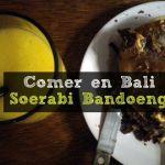 Postre Tradicional Java – Soerabi Bandung