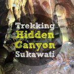 Trekking Hidden Canyon Sukawati