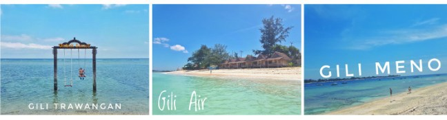 Playas Islas Gili Lombok