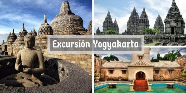 excursion con guía español en Yogyakarta
