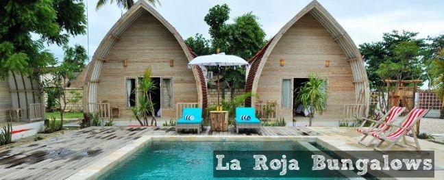 hotel La Roja Bungalows Nusa Penida