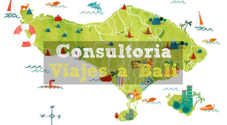 Consultoria viajes a Bali