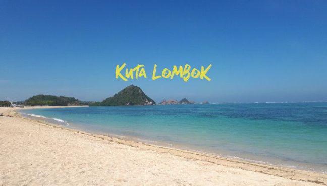 Playa Kuta Lombok
