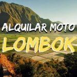 Alquilar Moto scooter en Lombok