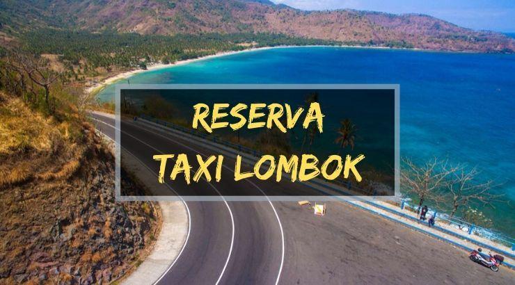 reserva taxi aeropuerto lombok