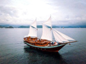 crucero komodo