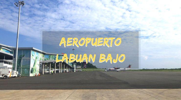 Aeropuerto de Labuan Bajo