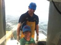 Una jornada fantástica embarcados con Agustí