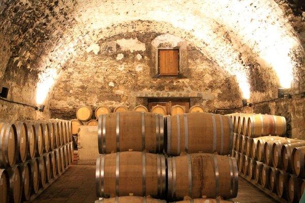 Celler de Scala Dei, que se encuentra antes de llegar a la Cartuja