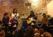 Música en directo en El Culturista