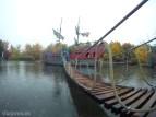 Barco pirata en Playmobil FunPark de Nuremberg, Alemania