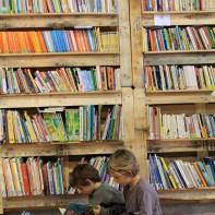 Un paraíso para los amantes de los cuentos y de la lectura