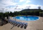 Una espléndida piscina para el verano