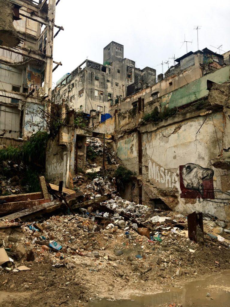 La otra cara de La Habana