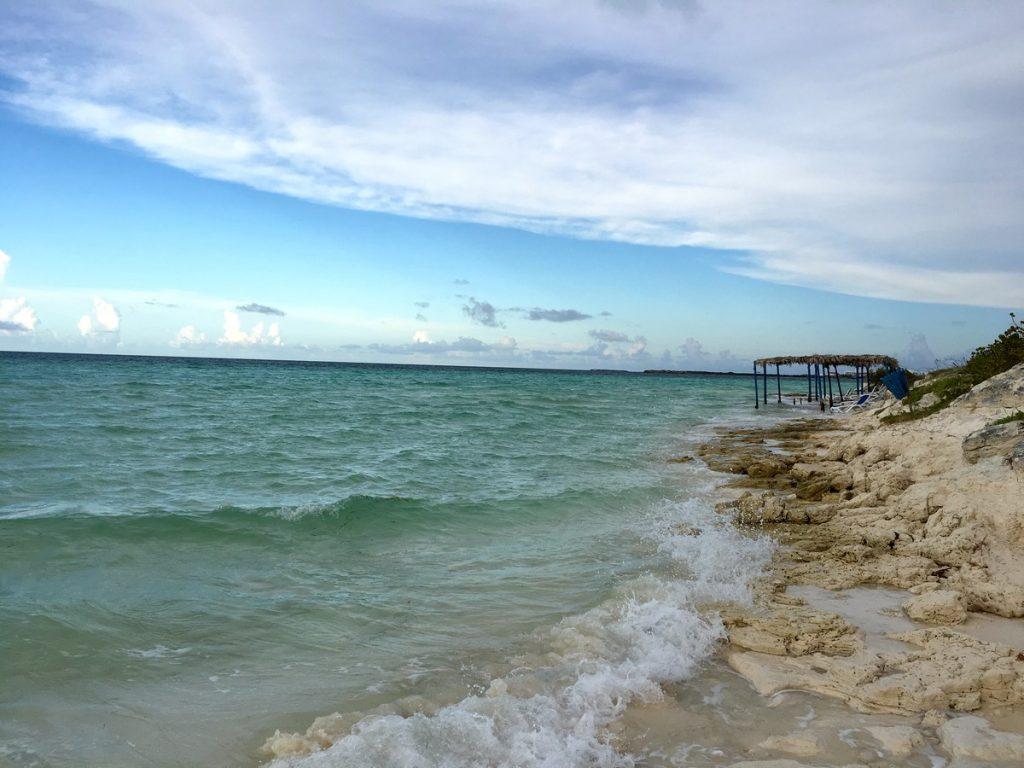 Vistas desde la Playa del Pilar