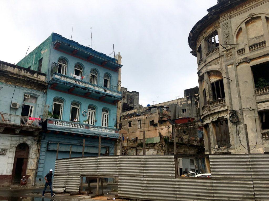 La cruda realidad de La Habana