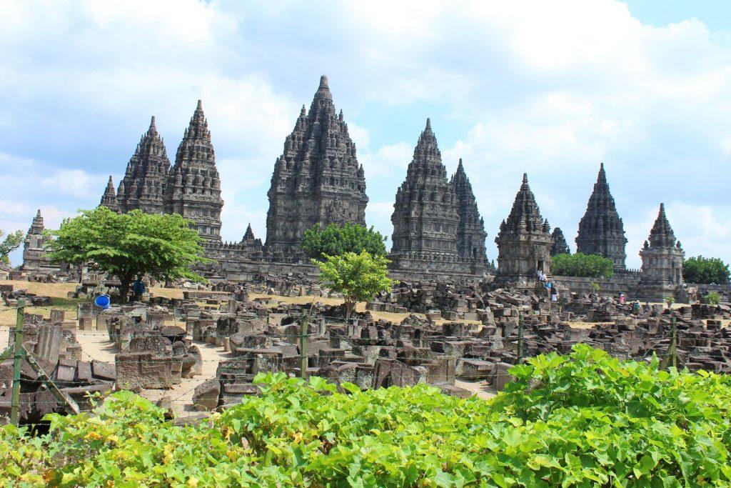 Los principales templos de Prambanan, Yogyakarta