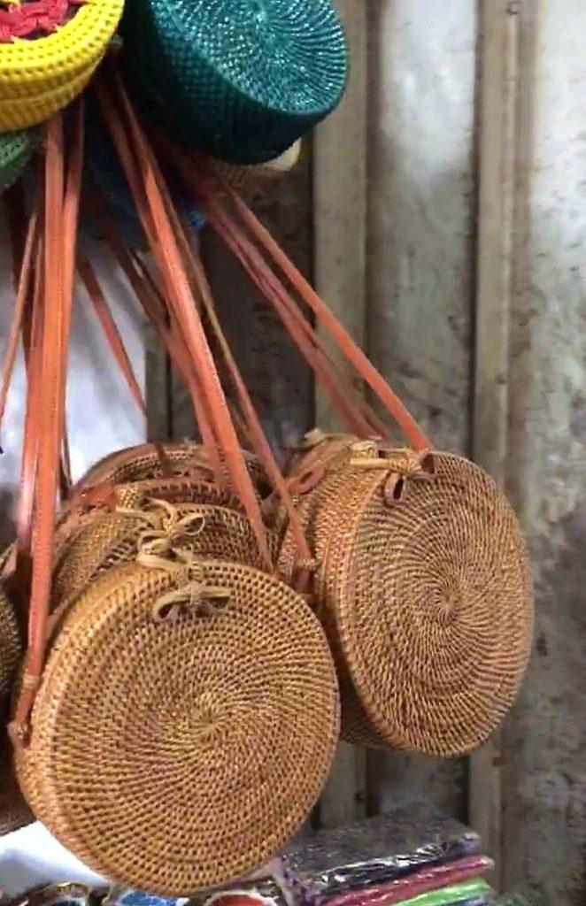 Bolsos baratísimos en Bali