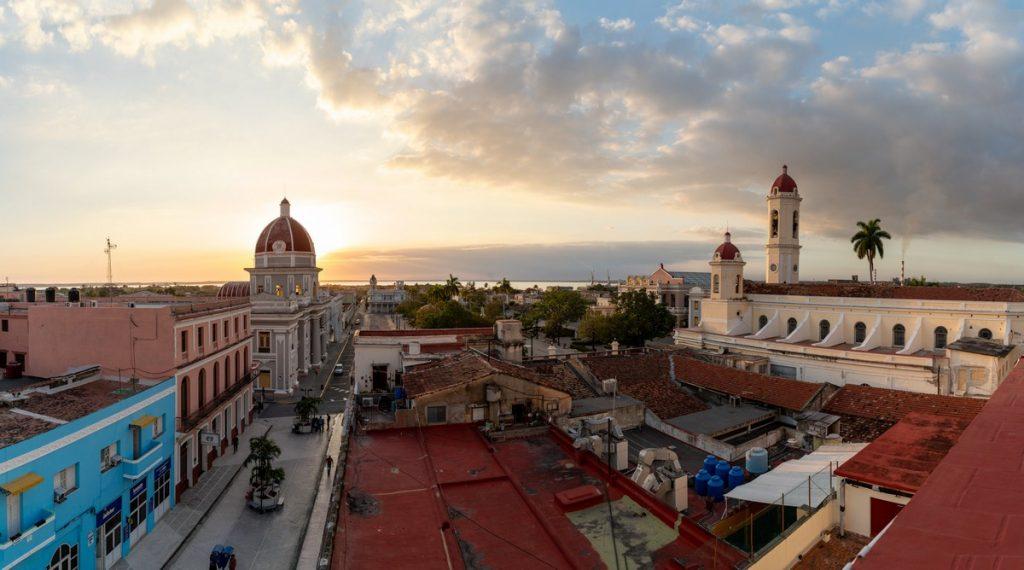 Cienfuegos, otra ciudad que podrías añadir a tu ruta por Cuba
