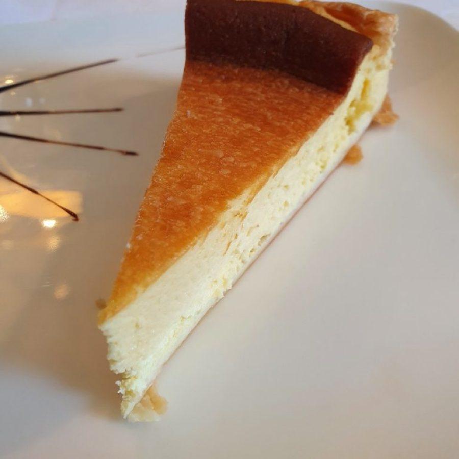 Tarta de queso en Casa Santaia En Casal De Calma