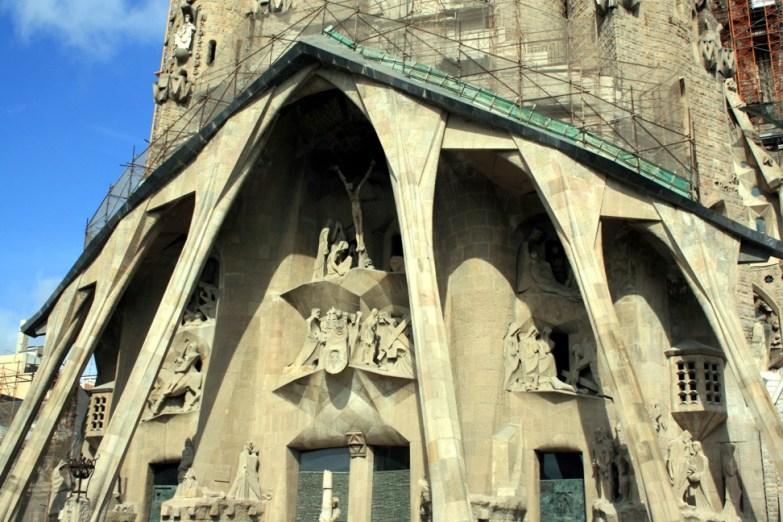 Gaudi La Sagrada Familia 03